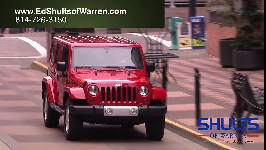 2017 Jeep Wrangler Unlimited Auto Dealerships – Warren, PA