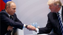Donald Trump Congratulates Vladimir Putin On Winning Re-Election