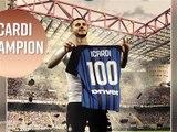 Icardi rejoint le club des 100 buts en Série A