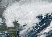 Another Nor'easter Slams US Northeast