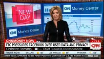 FTC Pressure Facebook over user Data and Privacy. #Facebook #DataFirm #Money #SocialMedia