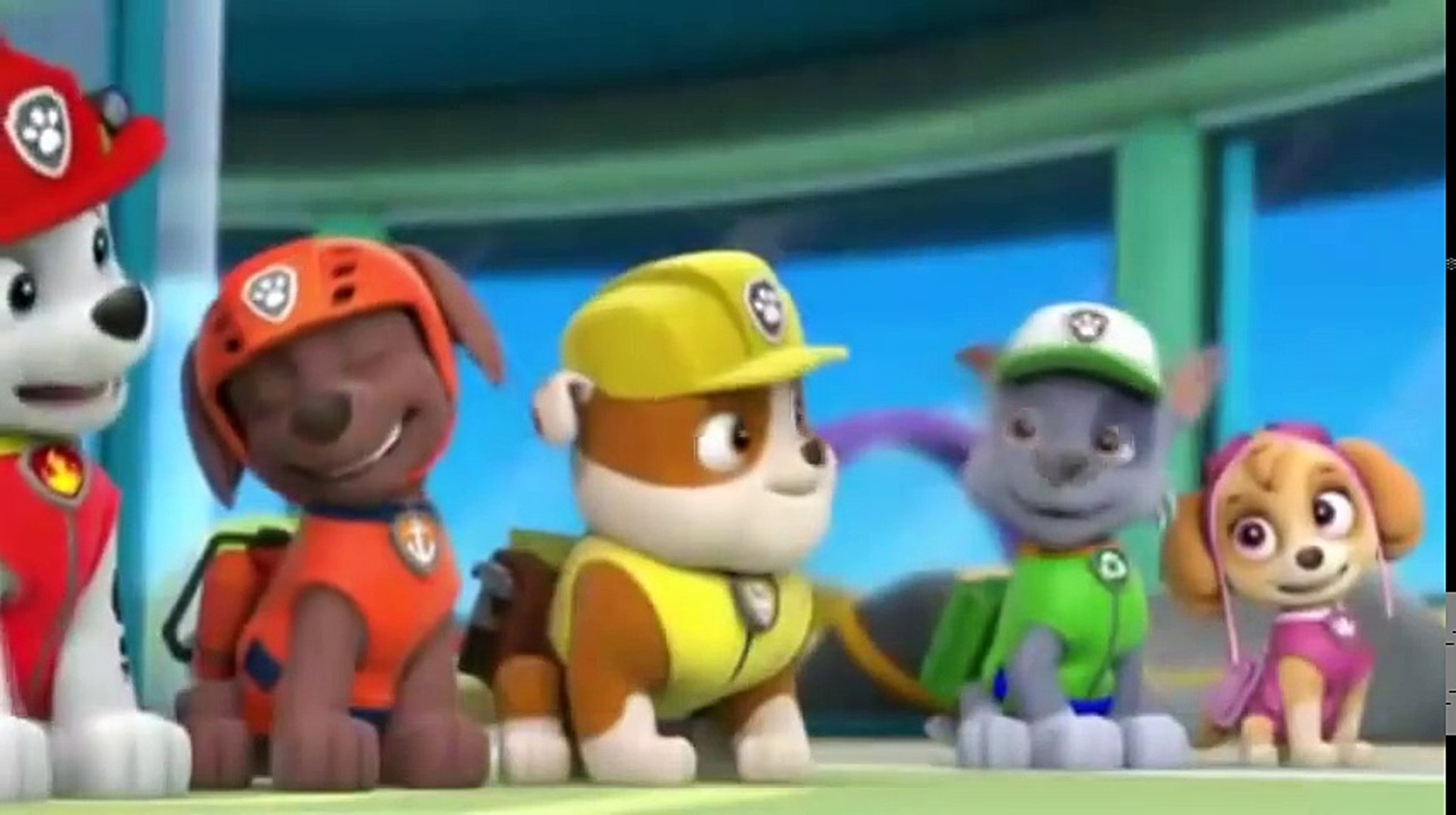 ♥♥ PAW Patrol (S01E22b) - Pups Save Ryder (Full Episode) ♥♥