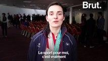 """Marie Bochet aux jeunes en situation de handicap : """"Lancez-vous, ce sera forcément une expérience positive"""""""