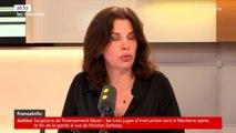 """Mise en examen de Nicolas Sarkozy : """"La famille de droite va se recomposer discrètement, c'est-à-dire sans l'abandonner"""", affirme la journaliste Cécilia Gabizon"""