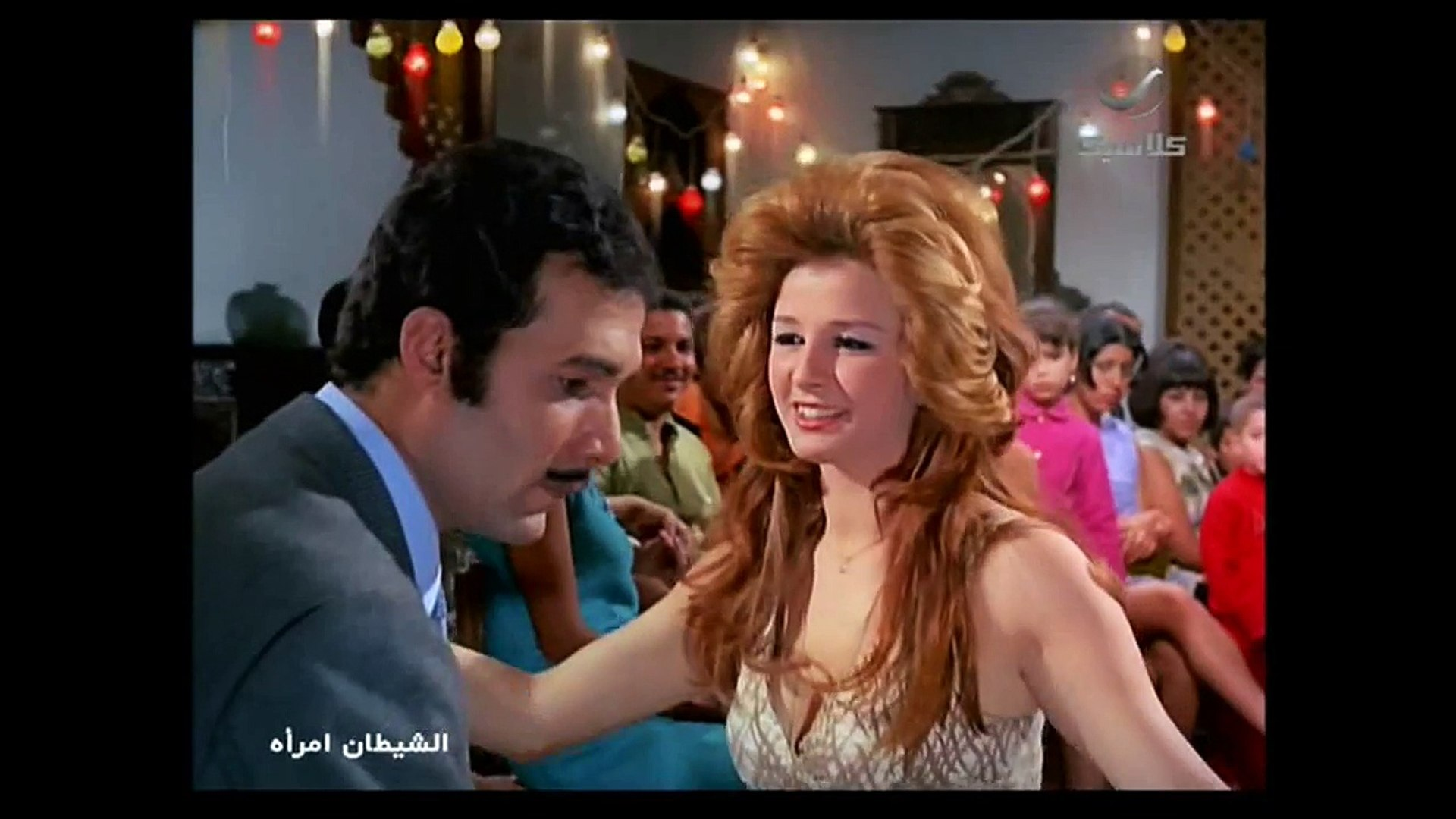 نجلاء فتحي تثير محمود ياسين برقصها