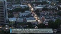 Apagão afeta 13 estados do Norte e Nordeste do país