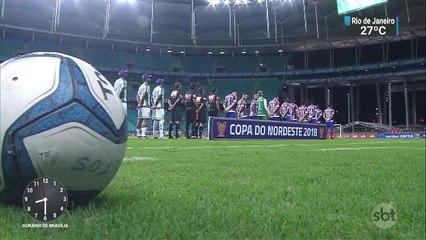 Copa do Nordeste tem primeiros classificados para quartas de final