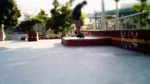 Fakie Pop Shove it Nose Manual