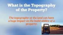 Important List of precautions you should take before purchasing Development Land