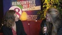 """Interview de Marie Bäumer pour le film : """"Trois jours à Quiberon"""""""