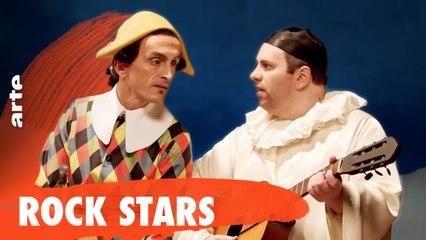 Rock stars - A Musée Vous, A Musée Moi – ARTE