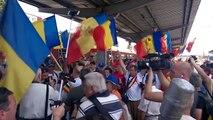 Unirea se cere tot mai mult în România. Celor peste 100 de localități care au votat Declarația de Unire cu România li se alătură două județe de pe malul drept al Prutului - Timiș și Mehedinți.