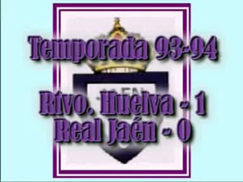 J.19 2ªB- Temp. 93- 94 -Recre  1-  Real Jaen   0