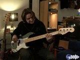 Fender Jazz Bass et Precision Bass : l'avis du luthier