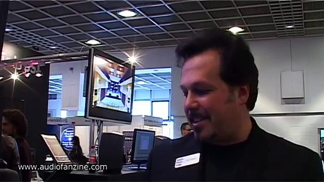 SSL X-PANDA video demo [Musikmesse 2011]