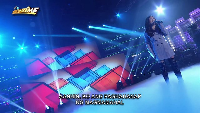 "It's Showtime: Yeng Constantino performs  ""Ako Muna"" and ""Chinito"""