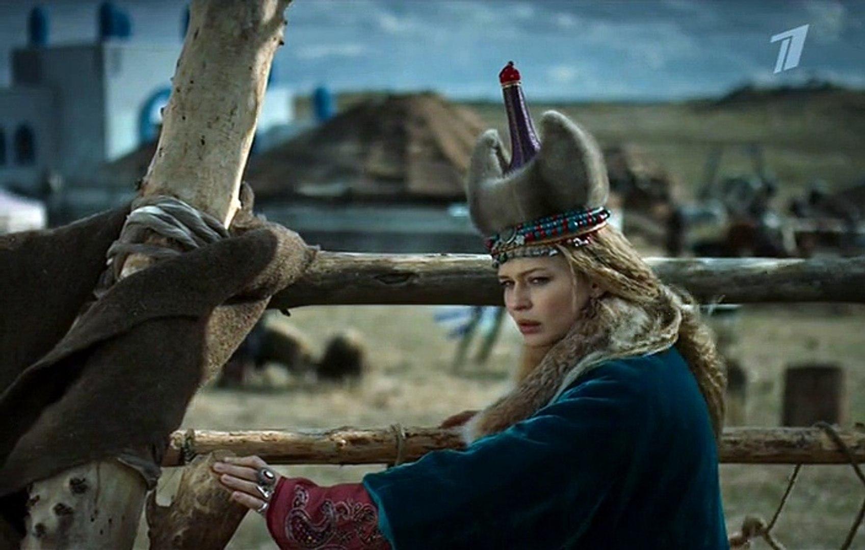 Золотая орда 15 серия 2018 Драма