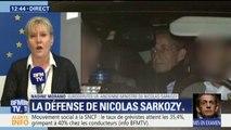 Défense de Nicolas Sarkozy: Nadine Morano s'en prend tour à tour aux médias, à Edwy Plenel et à Ziad Takieddine