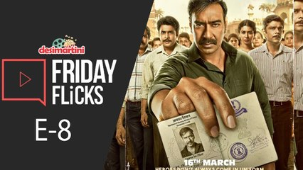 Friday Flicks: E - 8 || Bollywood's Weekly Roundup, Raid Movie Review, Much More