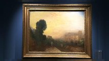 Roma: il romantico Turner in mostra nella città che lo fece innamorare