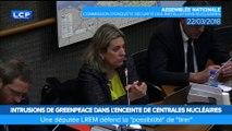 """Intrusions dans des centrales nucléaires : une députée LREM défend la """"possibilité"""" de """"tirer"""""""