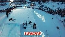 Un événement dédié au ski freestyle aux Arcs - Adrénaline - Ski