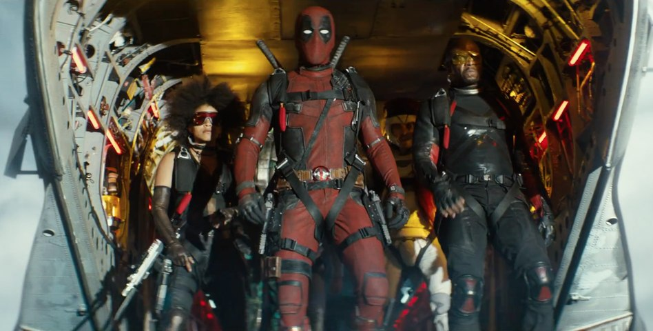 Deadpool 2 - Tráiler Oficial con X-Force