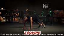 Troisième épisode avec Alicia Vikander qui joue Lara Croft - Ilosport - Fitness