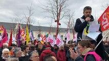 Manifestation des fonctionnaires et des cheminots jeudi 22 mars