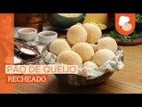 Pão de queijo recheado — Receitas TudoGostoso