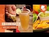 3 receitas mexicanas— Receitas TudoGostoso