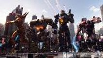 'Pacific Rim Uprising' Expected to Dethrone 'Black Panther' at Box Office | THR News