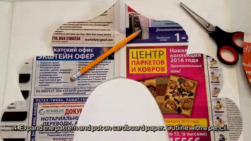How To DIY Kokoshnik For Snegurochka (Snow Maiden) - DIY Crafts Tutorial - Guidecentral