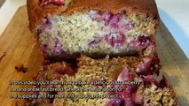 How To Bake A Delicious Strawberry Banana Breakfast Bread - DIY Crafts Tutorial - Guidecentral