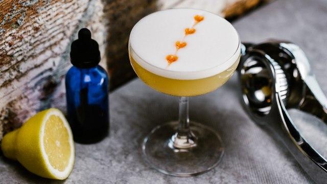 Whiskey Sour Cocktail Recipe - Liquor.com