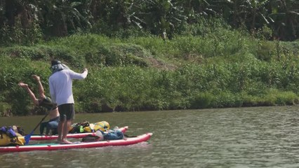 Hair-raising SUP Adventure in Remote Nicaragua Backwaters