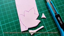 How To Create A Maple Leaf Stamp - DIY Crafts Tutorial - Guidecentral