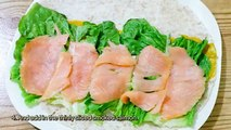 How To Make Appetizing Smoked Salmon Roll-Ups - DIY Food & Drinks Tutorial - Guidecentral