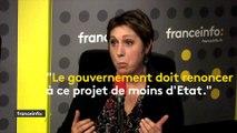 """Grève des fonctionnaires -  """"On se revoit le 27 mars"""" (Bernadette Groison)"""