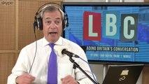 Nigel Farage Mocks Vince Cable's Brexit Fail