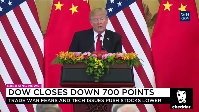 Tariffs and Tech Spell Bad News for Markets