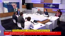 """Nicolas Sarkozy sur TF1 : """"Je l'ai trouvé éprouvé, affûté, il est déjà dans son procès"""" indique son ancien conseiller Frédéric Lefebvre"""