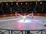 Vidéo Noël Gaulois spectacle sur Glace 6