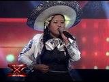 Julieta Valdivia sorprende al jurado con su canto - Factor X Bolivia 2018