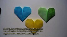 How To Diy Crafts  Make An Easy Origami Heart - DIY Crafts Tutorial - Guidecentral