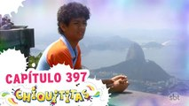 Chiquititas - 22.03.18 - Capítulo 397 - Completo