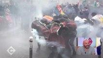 [Zap Actu] Nicolas Sarkozy mis en examen, Manifestations violentes à Paris et Nantes (23/03/2018)