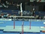 Barres parallèles Championnat du monde de Gym 2007