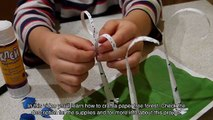Craft a Paper Tree Forest - DIY Crafts - Guidecentral