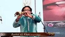 Mere Rashke Qamar   Instrumental   Ustad Rashid Ali Khan